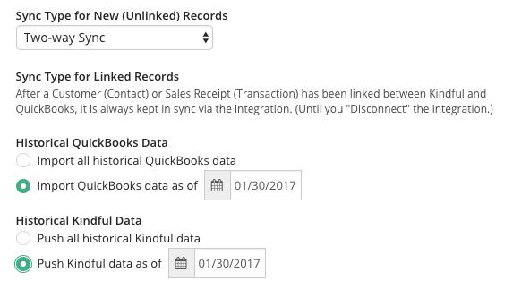 quickbooks data import